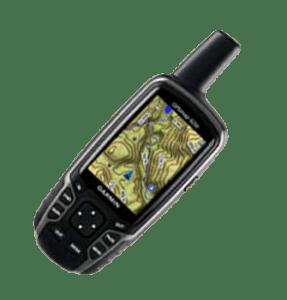 A garmin device