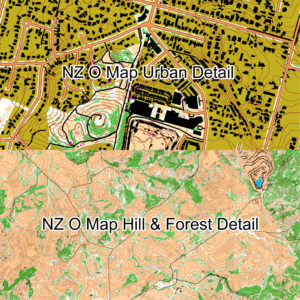 Auto Mapping New Zealand