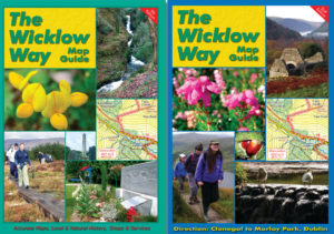 Wicklow Way Map Guide
