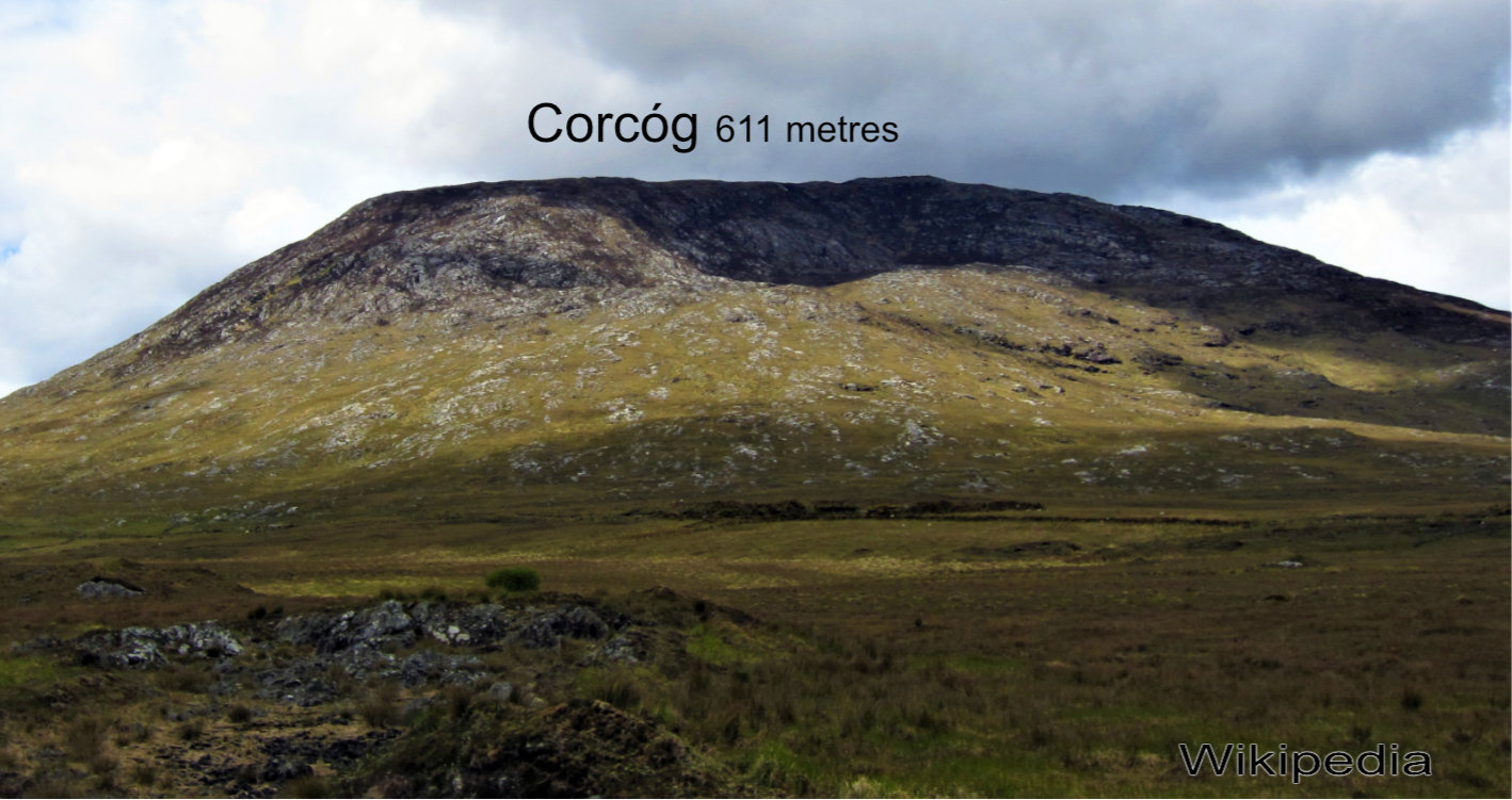 Read more about the article Corcóg is a Hewitt