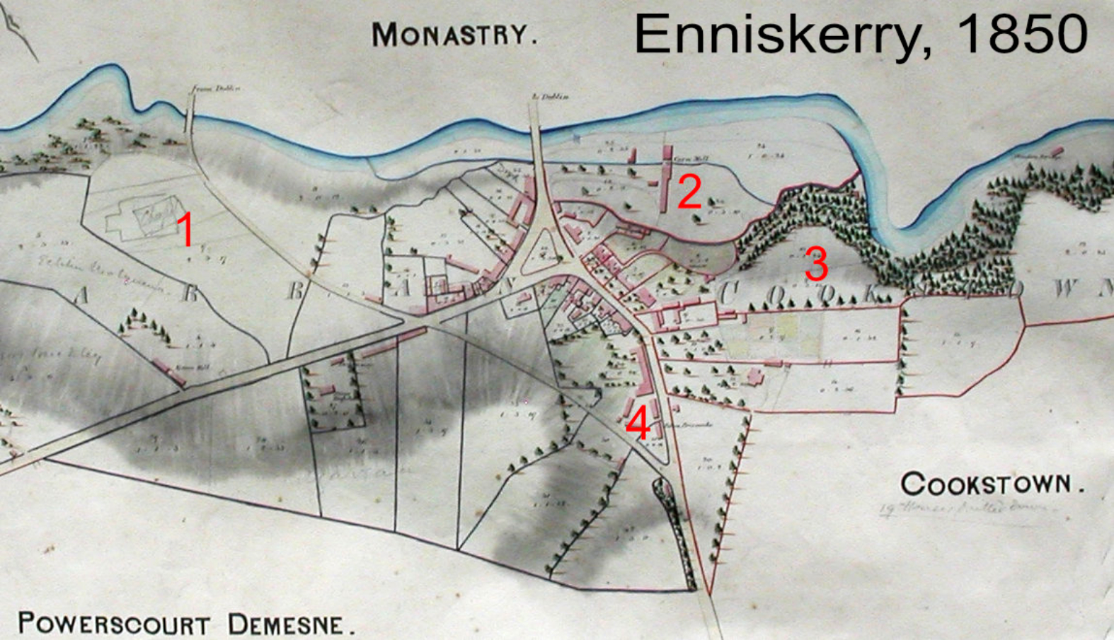 Read more about the article Enniskerry 1850