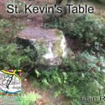 Saint Kevin's Table