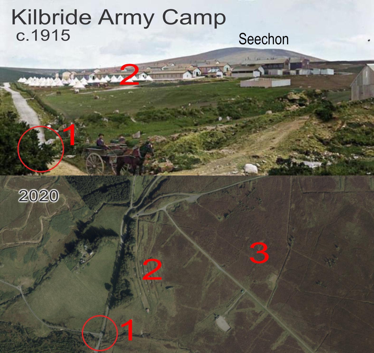 Kilbride Army Camp
