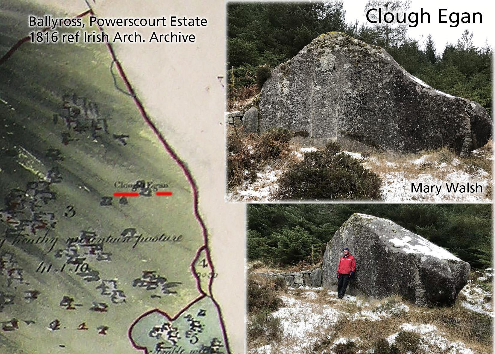 Rediscovering Clough Egan