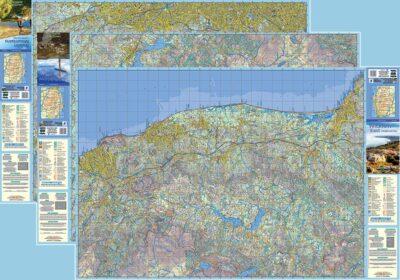 North Wicklow Flat Maps