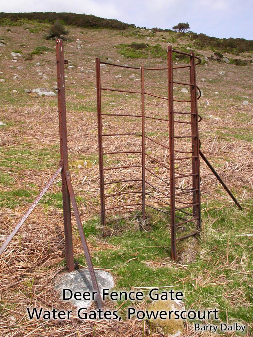 Powerscourt Deer Fence