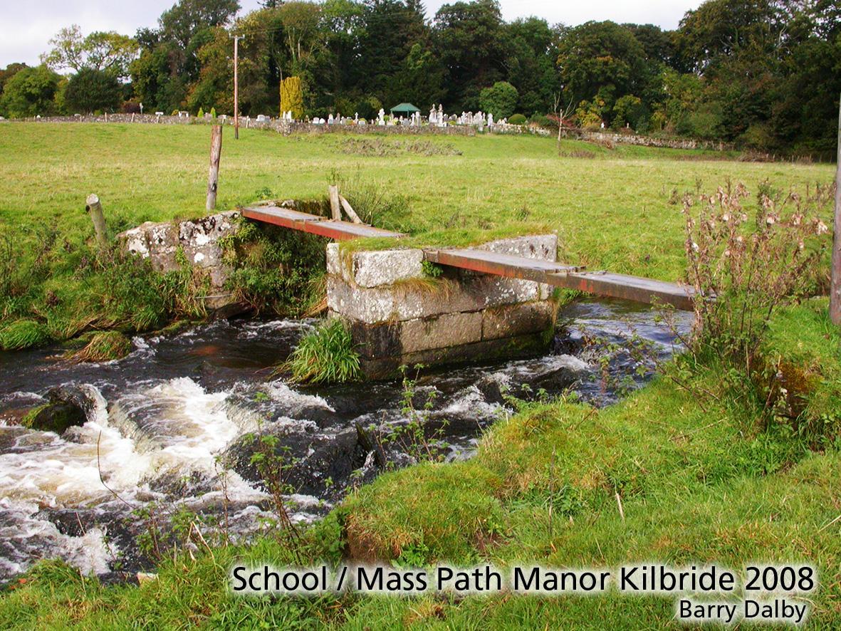 School Mass Paths