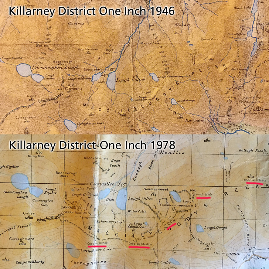 Read more about the article Placenames in the Reeks