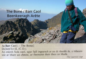 Read more about the article Reeks Placenames Query 1: An Barr Caol