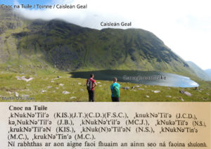 Read more about the article Reeks Placenames Query 2: Cnoc na Toinne