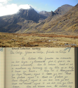 Read more about the article Cailleach of the Hags Glen